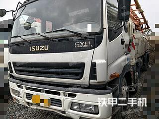 江苏-南京市二手中联重科ZLJ5400THBK-48X-5RZ泵车实拍照片