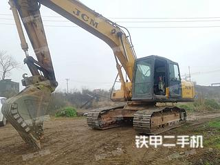 四川-遂宁市二手山重建机JCM921C挖掘机实拍照片
