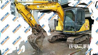 四川-广元市二手山重建机JCM908C挖掘机实拍照片