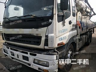 中聯重科ZLJ5335THB47X-5RZ泵車實拍圖片