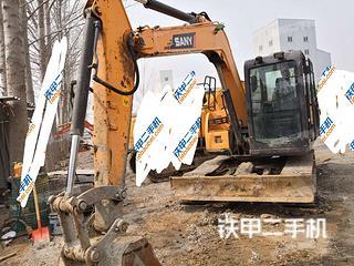 河南-郑州市二手三一重工SY75C-9挖掘机实拍照片