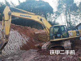 湖南-岳阳市二手小松PC360-7挖掘机实拍照片