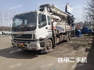 中聯重科ZLJ5300THBB 40X-5RZ泵車實拍圖片