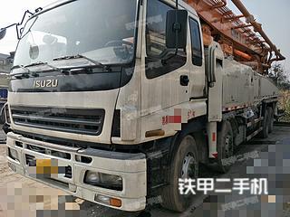 江苏-南京市二手中联重科ZLJ5440THBK48泵车实拍照片