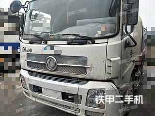 中聯重科ZLJ5121THBE東風車載泵實拍圖片