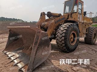 四川-达州市二手柳工ZL50C基本型装载机实拍照片
