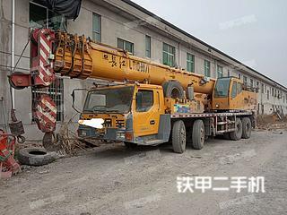 陕西-咸阳市二手四川长江LT1070起重机实拍照片