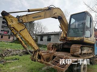 江西-抚州市二手小松PC60-7挖掘机实拍照片