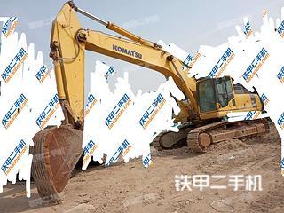陕西-西安市二手小松PC400-8挖掘机实拍照片