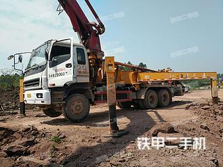 三一重工SY5291THB12537泵車實拍圖片