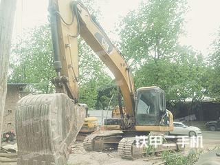 豐都卡特彼勒320D2(TIER 3)液壓挖掘機實拍圖片