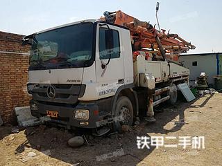 陕西-西安市二手中联重科ZLJ5296THB38X-5RZ泵车实拍照片