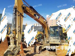 湖南-长沙市二手卡特彼勒312D2GC挖掘机实拍照片