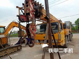 陕西-汉中市二手四川长江LT1020-2起重机实拍照片