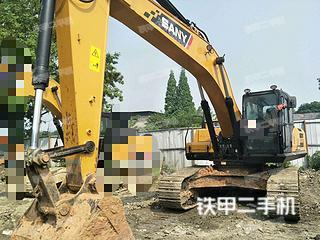四川-成都市二手三一重工SY265C挖掘机实拍照片
