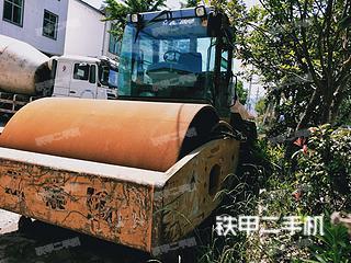 陕西-汉中市二手徐工XS222压路机实拍照片