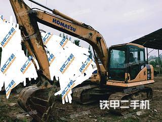 陕西-安康市二手小松PC130-7挖掘机实拍照片