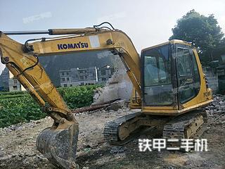 广西-百色市二手小松PC60-7挖掘机实拍照片