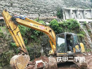 重庆-重庆市二手山重建机JCM913C挖掘机实拍照片