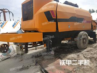 中聯重科HBT80.18.195RSK拖泵實拍圖片