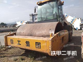 云南-楚雄彝族自治州二手徐工XS223JE压路机实拍照片