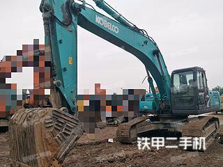 四川-成都市二手神钢SK260LC-8挖掘机实拍照片