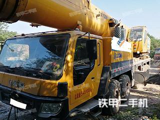 四川-泸州市二手徐工QY130K起重机实拍照片