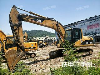 豐都卡特彼勒320C挖掘機實拍圖片