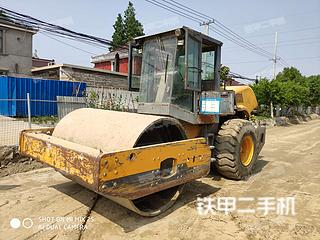 江苏-泰州市二手徐工XSM220A压路机实拍照片