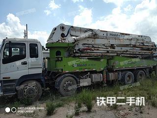 二手鸿得利 HDL5380THB 泵车转让出售