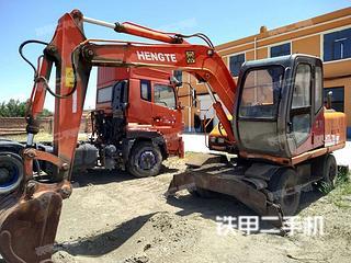 恒特重工HTL70A挖掘机实拍图片