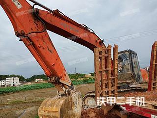 湖南-岳阳市二手日立EX200-3挖掘机实拍照片