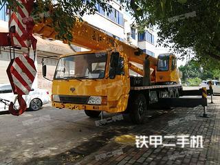 四川-泸州市二手四川长江LT1025起重机实拍照片