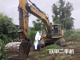 江西-上饶市二手徐工XE260C挖掘机实拍照片