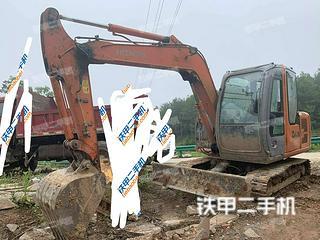 四川-广元市二手日立ZX60挖掘机实拍照片