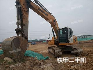 利勃海爾R920挖掘機實拍圖片