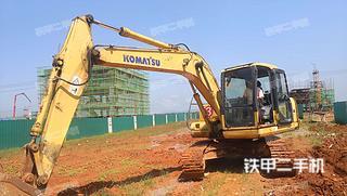 江西-宜春市二手小松PC130-7挖掘机实拍照片