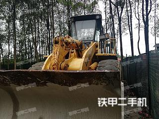 四川-德阳市二手柳工ZL50CN装载机实拍照片