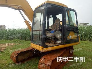 广西-北海市二手小松PC60-7挖掘机实拍照片
