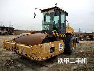 内蒙古-包头市二手徐工XSM220压路机实拍照片