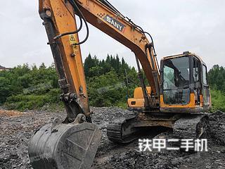 湖南-邵阳市二手三一重工SY135-8S挖掘机实拍照片