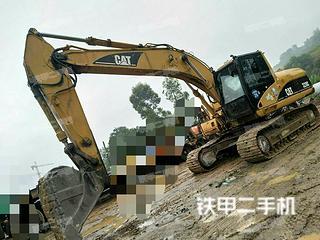 广西-柳州市二手卡特彼勒320C挖掘机实拍照片