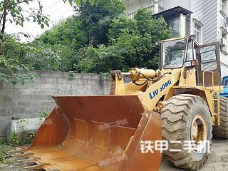 四川-德阳市二手柳工ZL50C基本型装载机实拍照片
