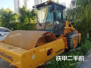 陕西-安康市二手柳工CLG6122压路机实拍照片