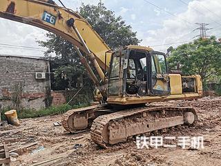 惠州小松PC350-6挖掘機實拍圖片