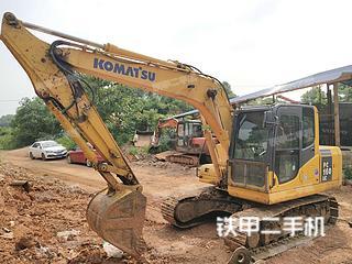 湖南-长沙市二手力士德SC130.8挖掘机实拍照片