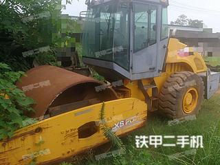 江西-吉安市二手徐工XS202J压路机实拍照片