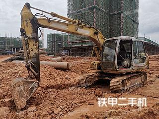 二手住友 SH120-3 挖掘机转让出售