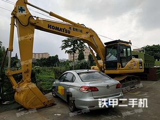 佛山小松PC200-7挖掘机实拍图片