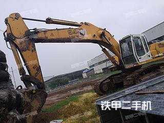 河南-郑州市二手利勃海尔R944B挖掘机实拍照片